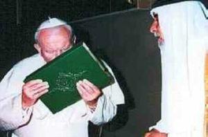 Pape Catho et Coran