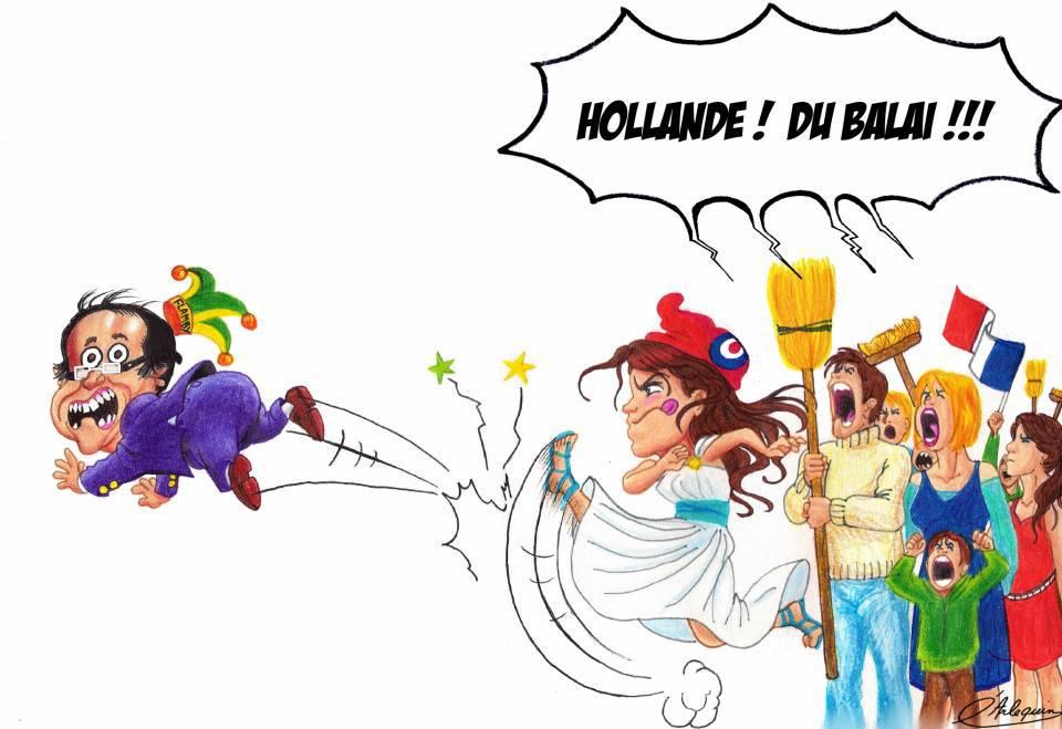 Hollande-du-balai